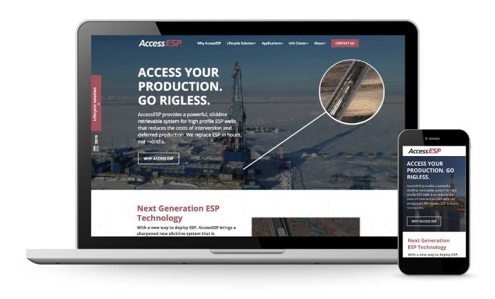 AccessESP new website